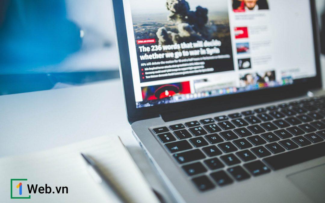 Để quản trị website hiệu quả, bạn cần biết những gì?