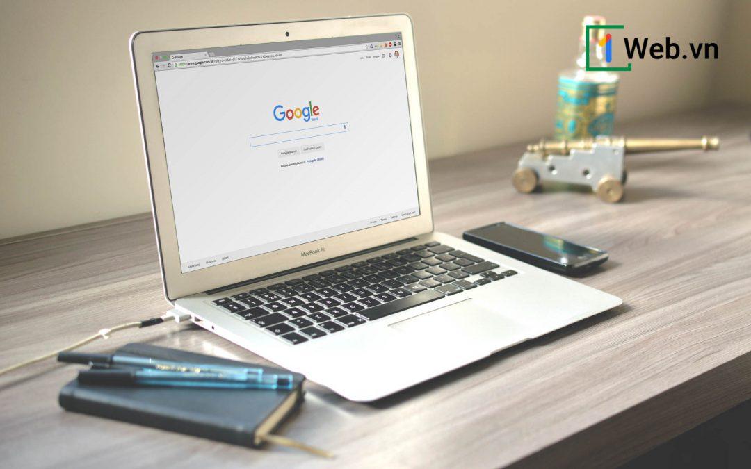 Quảng cáo website trên Google – chiến lược tiếp thị tuyệt vời cho bạn