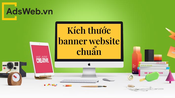 Kích thước banner website